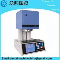 Automatic programmable vacuum porcelain furnace ZB-N