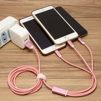 Multiple 3 In 1 USB fast Charging Cable thumbnail image