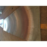 Explosion cladding metal plate