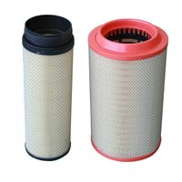 Sinotruk truck parts KW-2337PU AIR FILTERS