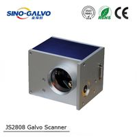 CE approved JS2808 Galvo Scan Head