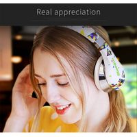 A2 Mini Portable Bluetooth Headset Fashionable Wireless Headphones For Music And Phone With Micropho
