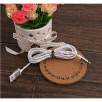 Nylon Charging / Data Sync Cable for IPHONE 6/6 PLUS, IPHONE 5S/5, AND IPAD thumbnail image