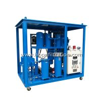 Cooking Oil Filtration Machine for Series COP Cooking Vegetable Oil Cleaner thumbnail image