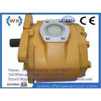 07448-66107 KOMATSU hydraulic gear pump FOR D355-3