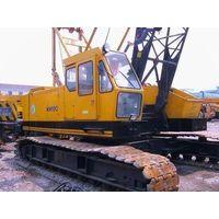 Used Crawler Crane Hitachi KH180 50ton thumbnail image