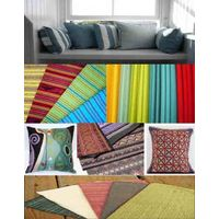 Cotton Hand Wooven Fabric