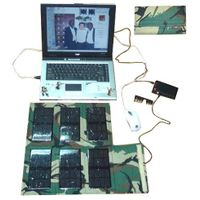 Portable Solar Folding solar Charger Suitable for Phone and PDA