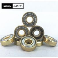 608zz Steel skating bearings professional inline skate bearing speed skating bearings roller skates