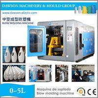 HDPE PP Plastic Laundry Detergent Bottle Blow Molding Machine