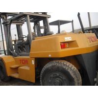 Used Tcm 15T Forklift For Exporting