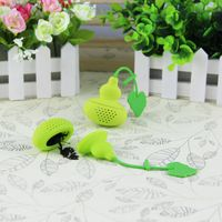 2016 New arrival CE europe best sale tea infuser silicone tea bag