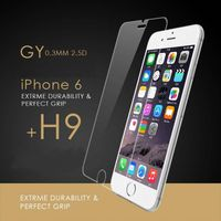 High quality Screen Protector For Apple iPhone 5 5S 6 6S 6PLUS 6SPLUS Tempered Glass