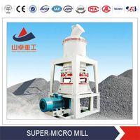 Ultrafine mill, Superfine Micronizer mill
