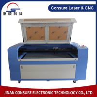 CS1290D Double Heads Laser Cutting Machine for wood/plastic/cloth/leather thumbnail image