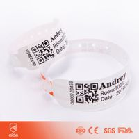 Thermal Hospital ID Wristbands-SK10