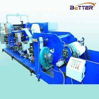 Press sensitive adhesive paper coating machine