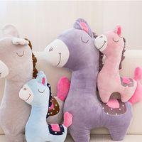 Plush horse animal toys pony doll horse pillow DS-HS001 thumbnail image