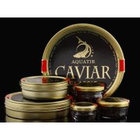 Fresh Russian Sturgeon Caviar (Caspean population)