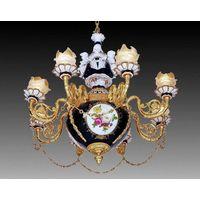 Lotus Flower Pendent Lamp thumbnail image