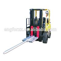 Type RPS Slip-On Roll Prong Poles