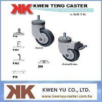 Built-up Noiseless Caster / medical caster / Caster