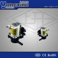 12V DC pilot type normal close 2 inch water solenoid valve