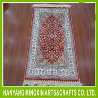 persian silk rug hand knotted chinese silk carpet