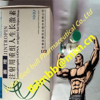 Jintropin HGH Peptide Human Growth Hormone CAS NO.12629-01-5 muscle gain