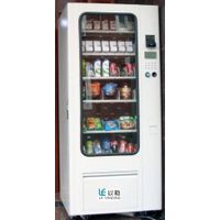snack and cold soft deinks vending machine