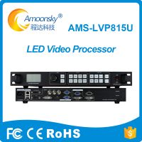 new design factory price led display usb video processor multi channel video wall processor lvp815u