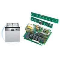 Dish washing machine PCB controller