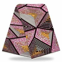 Hot Sale New Design Wholesale 100% Polyester wax fabric African thumbnail image
