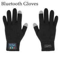 Touch Screen Talking Gloves with bluetooth