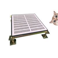 Steel Tube Perforated Air Flow Panel