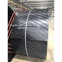 anti-skid checron rubber conveyor belt thumbnail image