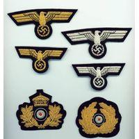 eagle & cap badge