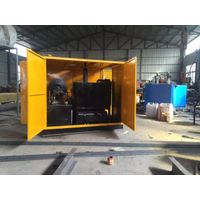 2800Bar/40Kpsi 25L/M Diesel engine Hydro blasting machine