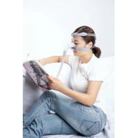 Factory made Nasal Mask, Sleep apnea mask for CPAP/Auto CPAP/BIPAP with CE mark