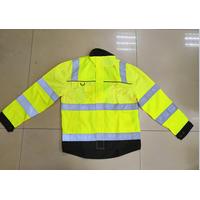 EN20471 Hivis safety jacket