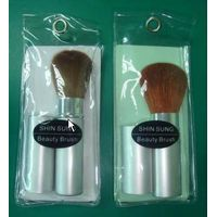 Makeup Brushes with Synthetic Hair