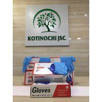 Blue Nitrile Gloves Examination Powder Free White Latex Factory in Vietnam thumbnail image