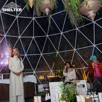 7m(21ft) Garden Igloo Dome Tent for Party