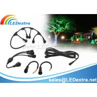 Waterproof RGB Color Changing LED Light Cable Set
