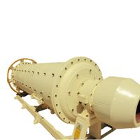 0.5~ 12 ton/H Mining grinding ball mill for ore/Ball mill machine gold ora thumbnail image