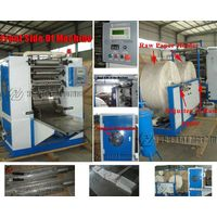 HC-3L Box Drawing Facial Tissue Machine