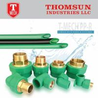 Dubai ppr pipes ppr fitting ppr piping system supplier uae