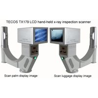 Portable medical x-ray scanner, x-ray machine, x-ray inspection equipment, parcel baggage scanner thumbnail image