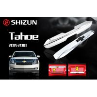 2015-2018 TAHOE CHROME TRUNK LID TRIM TAIL GATE TRIM