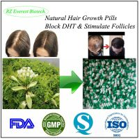 Private Label Natural Fast Super Safe Effective Hair Growth Supplements